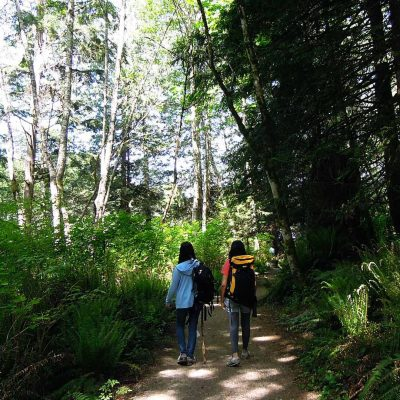 Nature Heals Help us Connect People with Our Regional Parks!