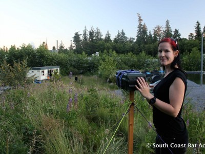 Pacific Parklands Foundation Bat Girl Empowering Youth To Become Environmental Leaders