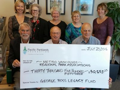 Pacific Parklands Foundation Blog Generous Legacy Gift Keeps on Giving
